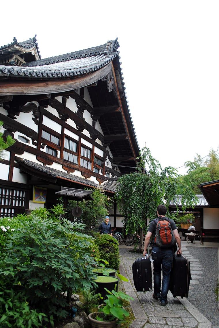 Temple Outside Kyoto   LetsEatCake.com