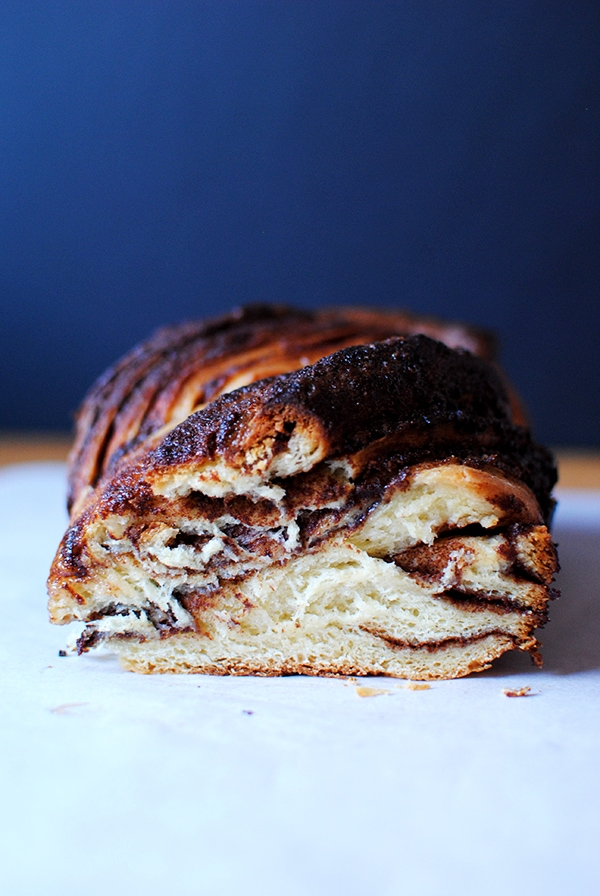 Cinnamon and Cardamom Babka Recipe