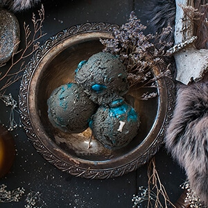 Game of Thrones recipes Ice Cream Recipe Whitewalker