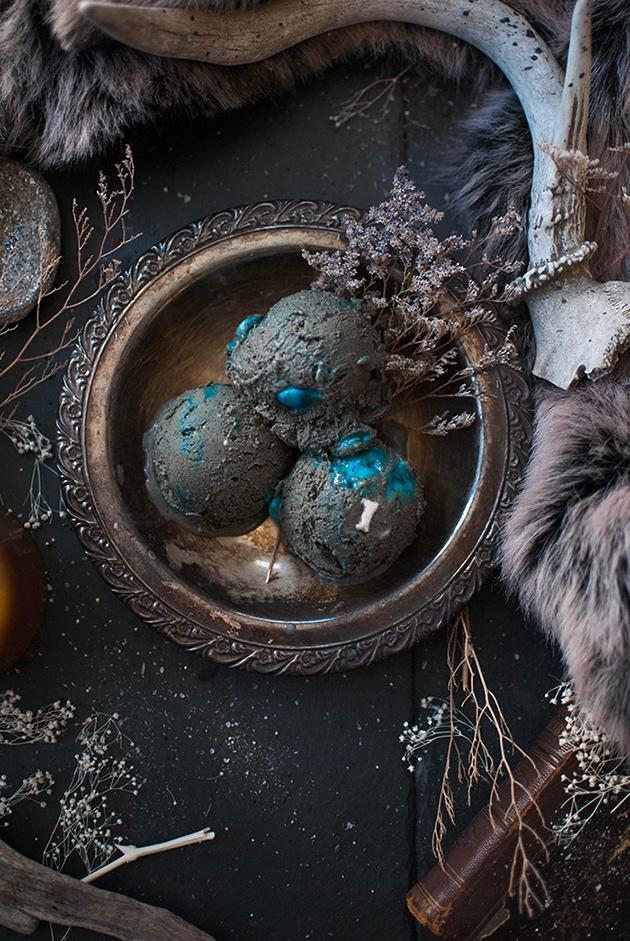 Game of Thrones Ice Cream Whitewalker | Lets Eat Cake