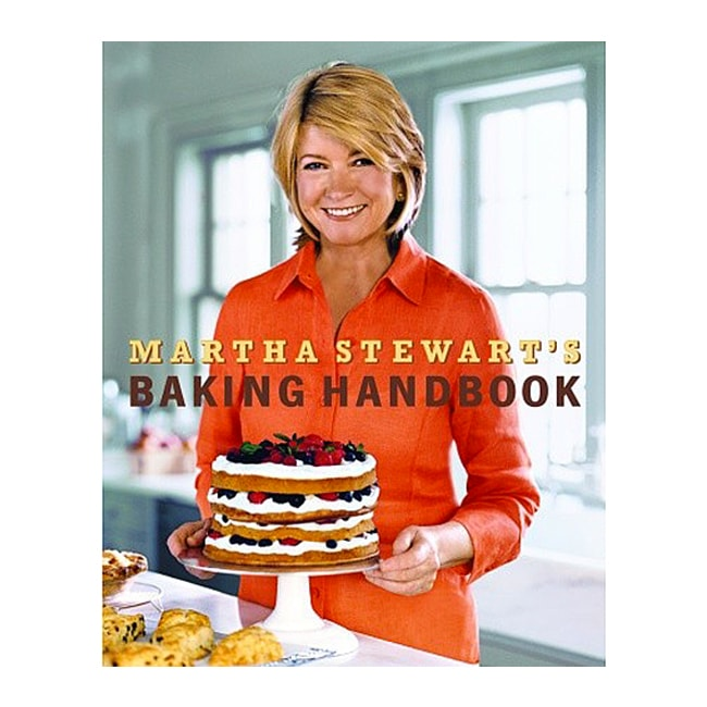 The Best Baking Books - Martha Stewart Baking Handbook