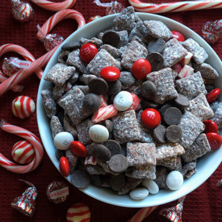 25 Puppy Chow Recipe Variations