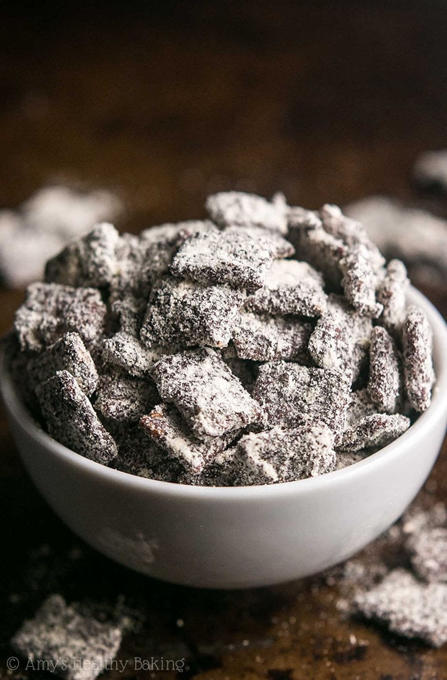 25 Puppy Chow Recipes - protein packed