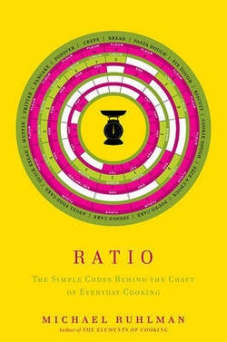 The Best Baking Books - Ratio By Michael Ruhlman
