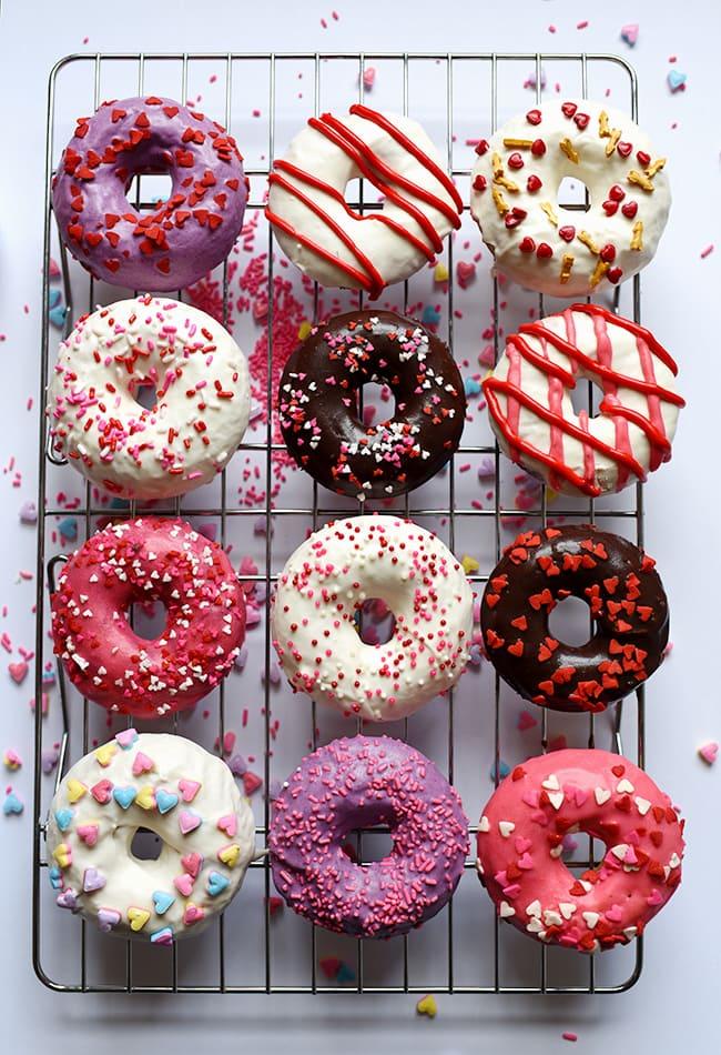 red velvet donuts let s eat cake