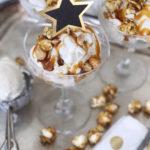Awards Show Caramel Popcorn Sundae by Domistikated Life