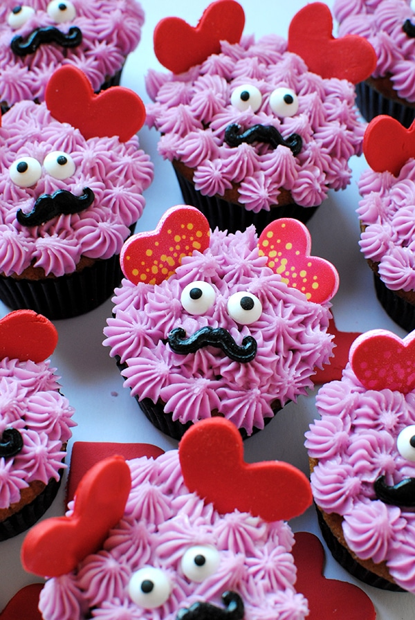 Love Monster Cupcakes 1