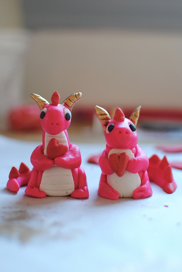 Valentine Dragon Tutorial