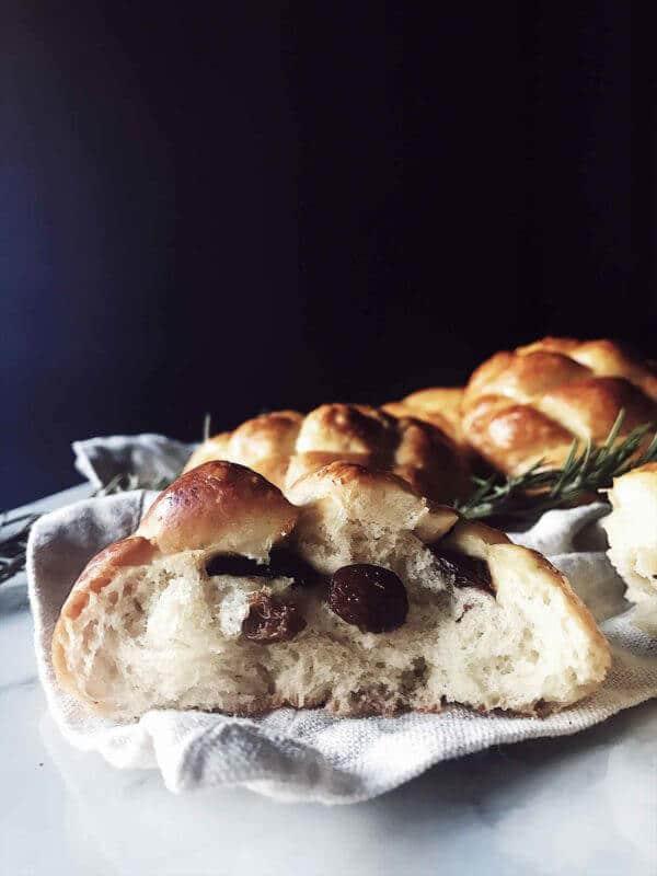 Tuscan Italian Easter Bread