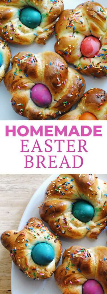 Easter Bread Recipe