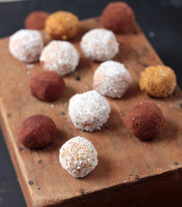 Sweet Potato Energy Balls
