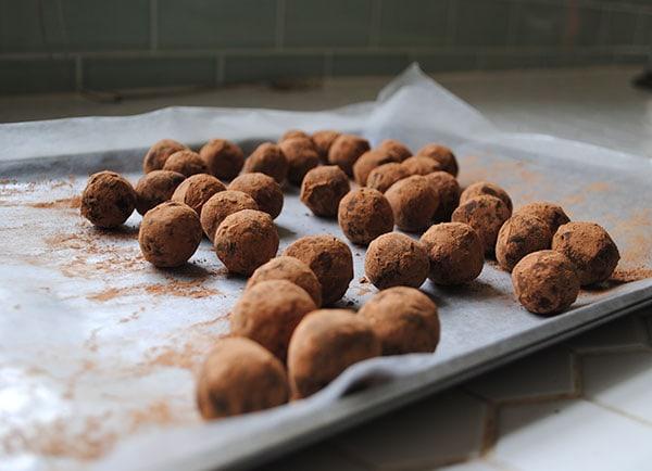 Chocolate Truffle recipe