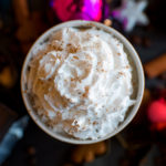 Homemade Gingerbread Latte