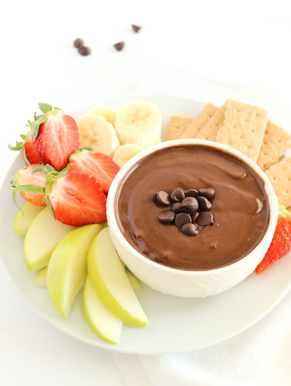 Healthy Dessert Recipes: Brownie Batter Dip