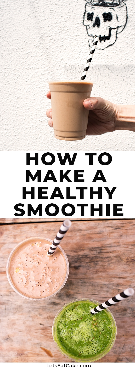 Tips and tricks for making the perfect healthy smoothie. Find out what ingredients - including berries, peanut butter, banana, kale, spirulina are best or if they're overrated smoothie ingredients! #peanutbutter #peanutbutterrecipes #banana #smoothie #healthysmoothie #smoothierecipe #smoothies #healthysmoothies #spirulina #howto #healthyfood #healthyeating #healthylife #healthyfoodshare #healthyfoodie #veganfood #veganrecipes #vegan #quickandeasy #easyrecipe #easydesserts #easybreakfast #breakfastrecipes #letseatcake #allrecipes #buzzfeedfood #food #diyfood #foodblogger #foodrecipes #fooddrink