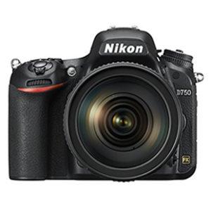 Nikon 750D Camera