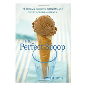 Perfect Scoop Cookbook by David Lebovitz