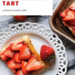 Puff Pastry Strawberry Tart Pin 2