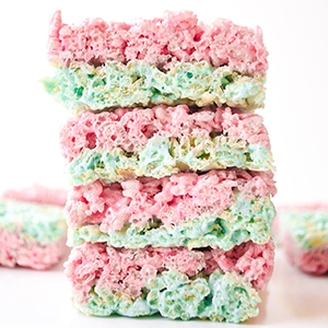 Peeps Rice Krispie Treats
