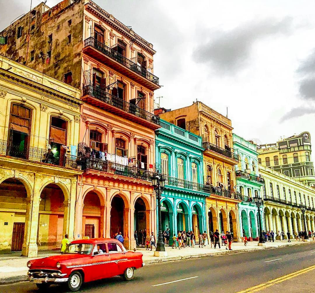 Travel Tips for Cuba: Architecture Around Havana
