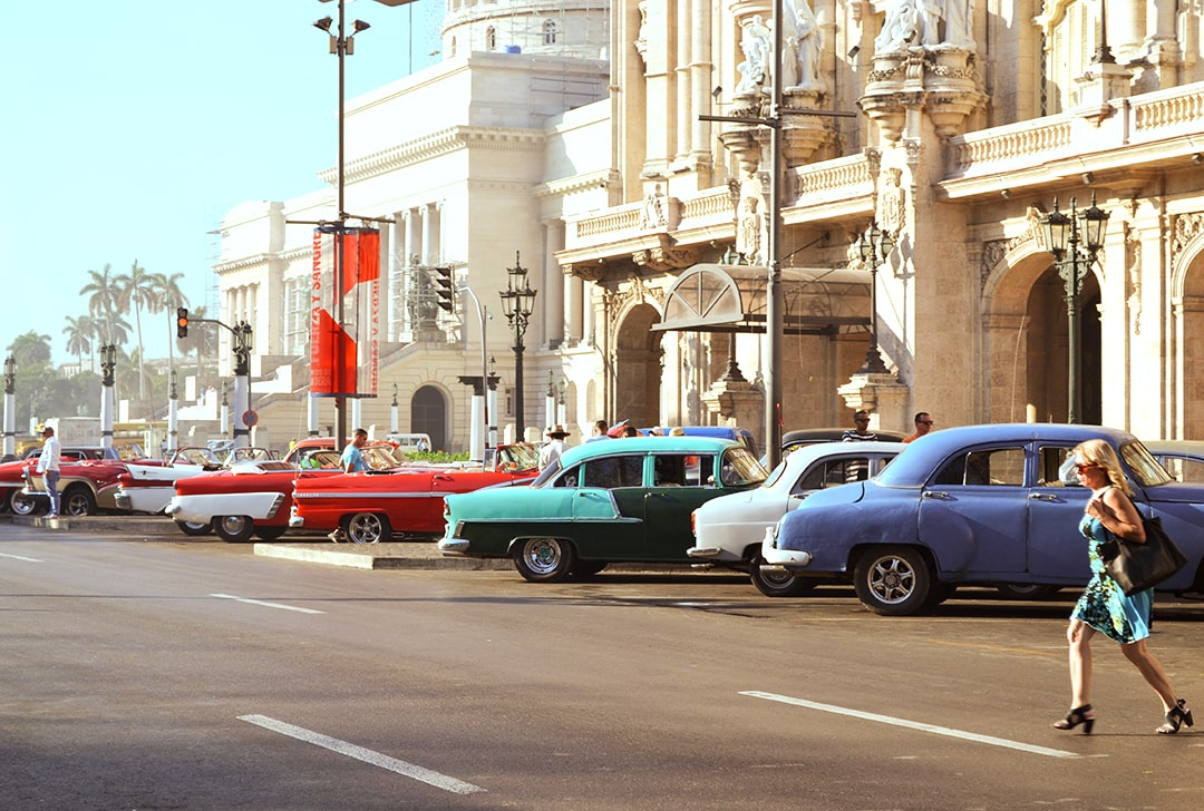 How to Travel to Cuba: Cars in Havana