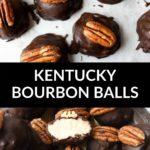 Kentucky Bourbon Balls
