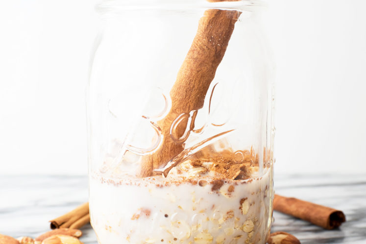 How to Make Basic Overnight Oats