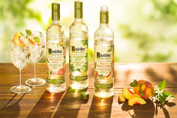 Ketel One Botanical Spirit
