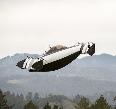 Flying Cars: Opener's Black Fly