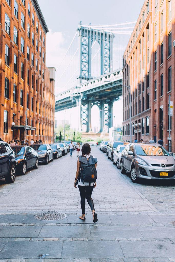 Solo Travel Tips - new york city