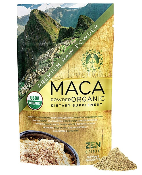 Coffee Alternatives - Maca