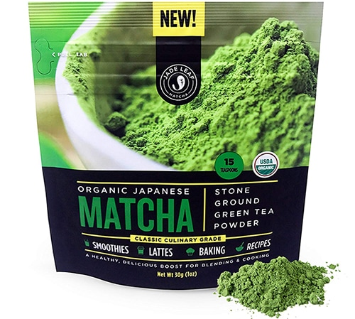 Coffee Alternatives - Matcha