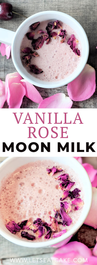 Moon Milk Recipe