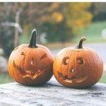 Halloween Hashtags - Pin