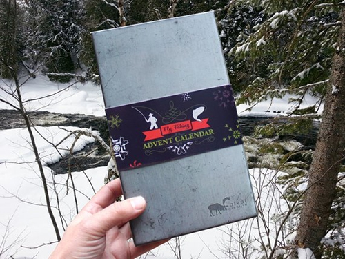 Fly Fishing Advent Calendar