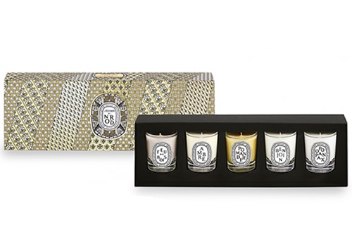 Basic Bitch Gift Guide - Diptyque Mini Holiday Candles