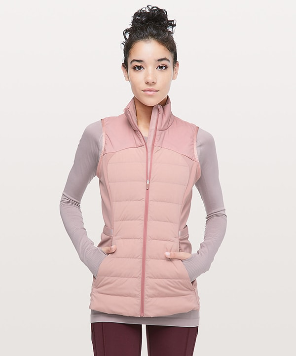 Basic Bitch Gift Guide - Lululemon Down Vest