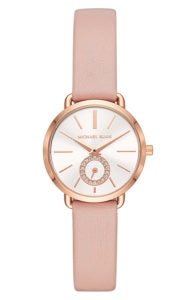 Basic Bitch Gift Guide - Michael Kors Rose Gold Watch