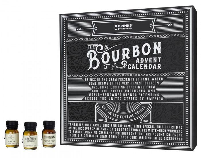 Unique Advent Calendars -bourbon