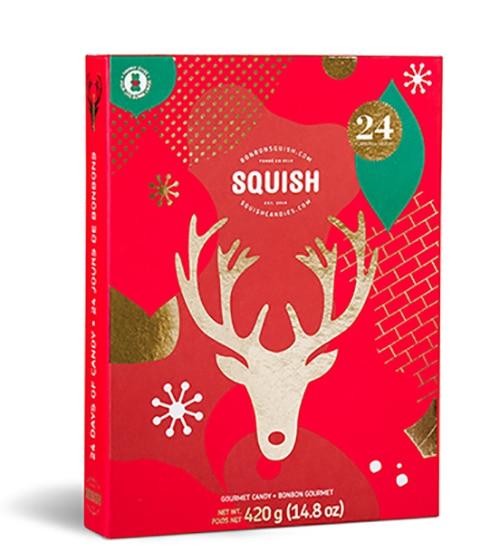 Squish Advent Calendar
