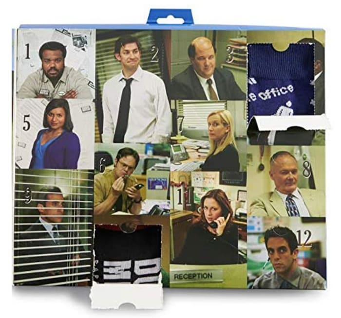 Unique Advent Calendars - The Office