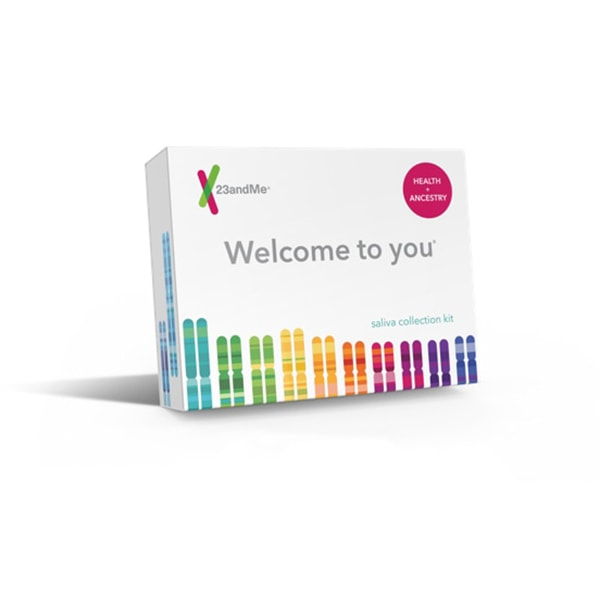Amazon Gift Guide - 23 and Me DNA Health Ancestry Kit