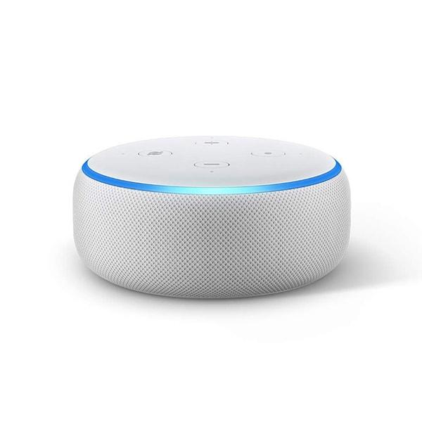Amazon Gift Guide - Alexa Echo Dot Generation 3