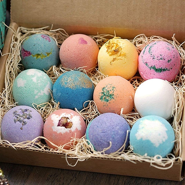 Amazon Gift Guide - Bath Bombs Set