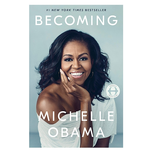 Amazon Gift Guide - Michelle Obama Becoming Book