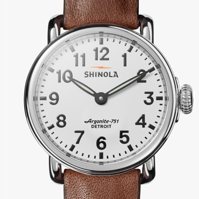 Let's Eat Cake Editors' Gift Guide - Shinola Watch