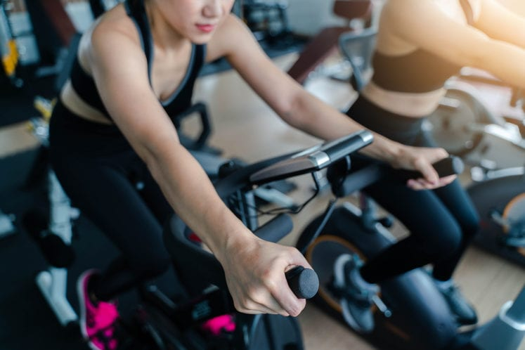 How to Make Your Bike Seat More Comfortable In Spin Class