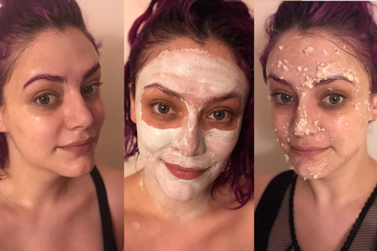 6 DIY Face Mask Recipes That Will Make You Feel Like You Have Your Sh*t Together for at Least Half an Hour