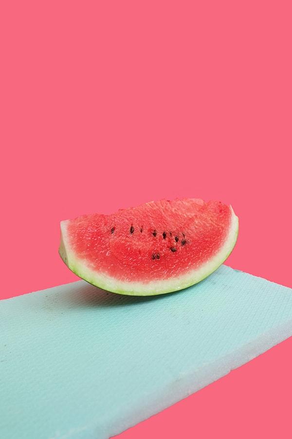 We Tried Ciroc Summer Watermelon Vodka - watermelon slice