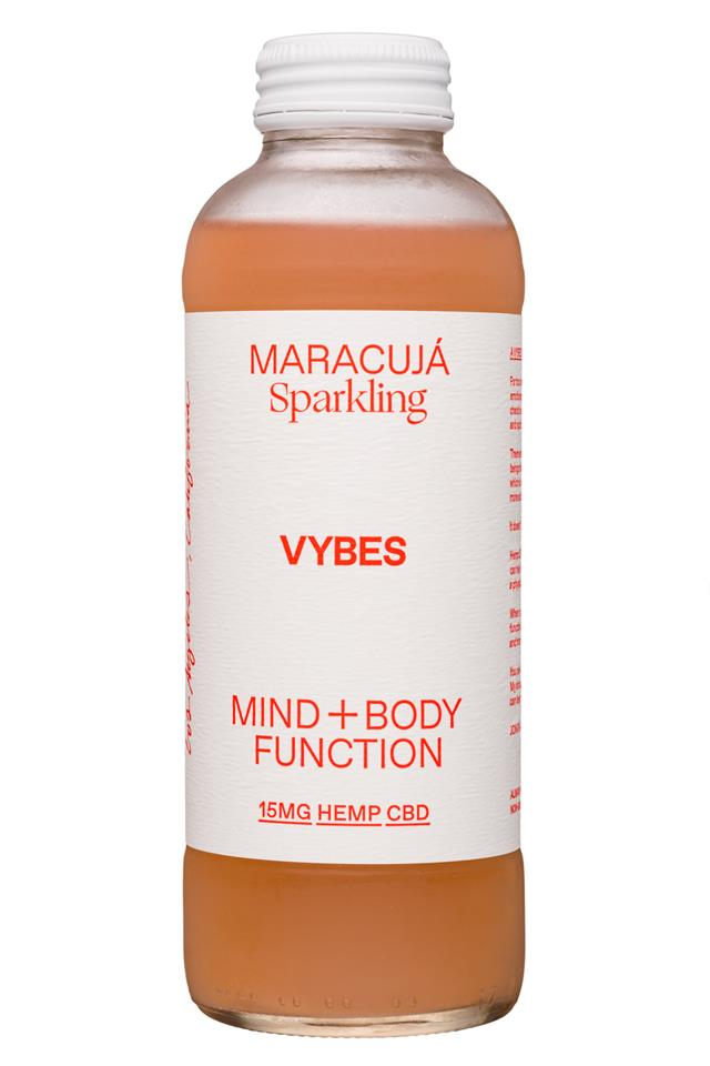 Vybes Sparkling Maracuja
